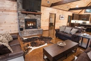 3 bedroom cabin broken bow pet friendly