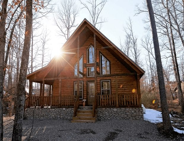 Weekend Cabin Getaways