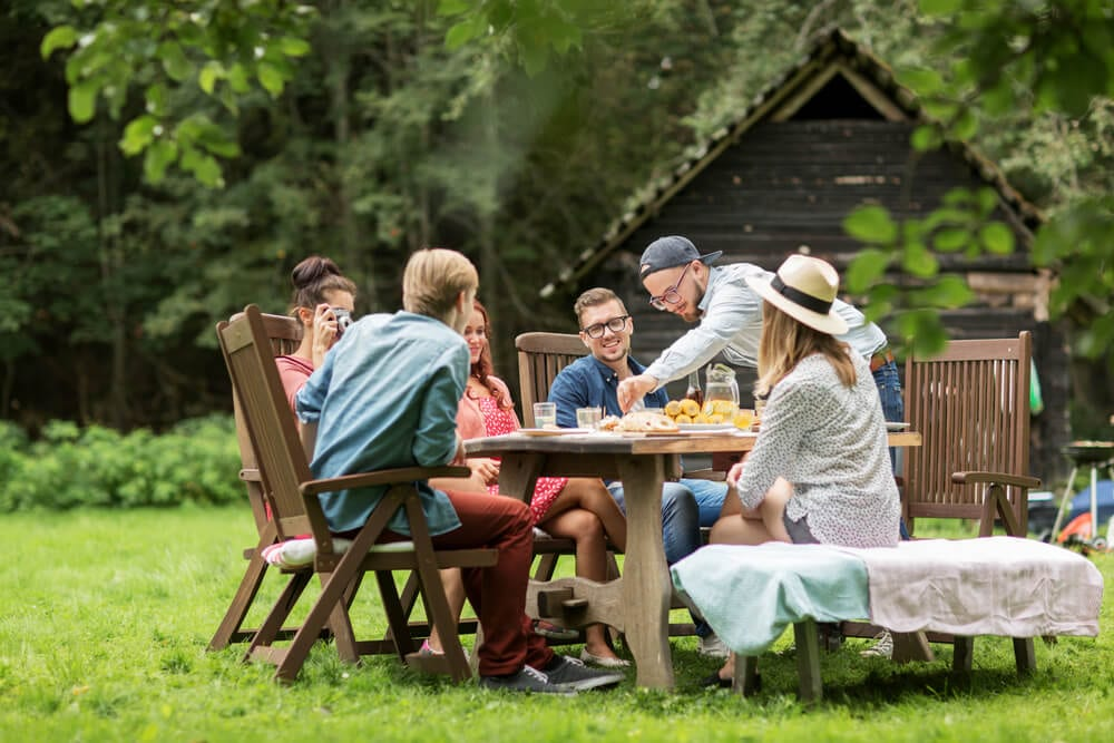 A Family Reunion with Blue Beaver Luxury Cabins