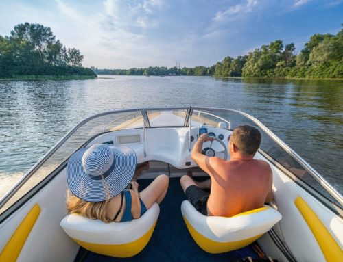 Cool Off with a Broken Bow Lake Boat Rental